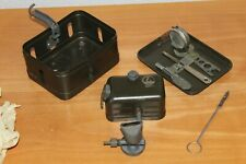 ENDERS BABY 9063 MILITARY VTG FUEL CAMP STOVE MADE IN GERMANY 1962 BENZINKOCHER