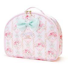 My Melody mini trunk makeup bag Size:32x12x25cm SANRIO From JAPAN B3393