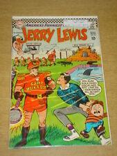 ADVENTURES OF JERRY LEWIS #95 VG/FN (5.0) DC COMICS UNCLE HAL WACK JULY 1966 **