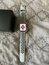 Apple Watch Nike+ 40mm Silver Case - Nike Sport Band (GPS + Cellular) Watch Mint