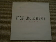 Front Line Assembly Disorder - LP - washed /gewaschen