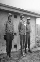 WW2 Picture Photo 1944 Germans who were tried and convicted as spies Bulge 2952