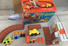 Fisher Price Little People #943 LIFT and LOAD RAILROAD Train IN BOX Vintage 1978