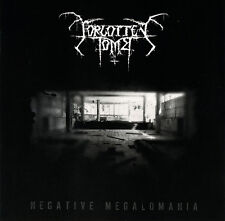 Forgotten Tomb - Negative Megalomania (Ita), CD