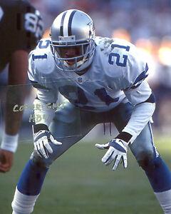 DEION SANDERS photo in action Dallas Cowboys HOF (c)