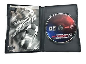 Need for Speed: Hot Pursuit  Limited edition (PC, 2010) COMPLETE