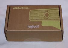 Logitech C925e Camera Webcam w HD 1080p Video & Built-In Stereo Mic Retail  New