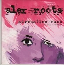 (AZ234) Alex Roots, Adrenaline Rush - DJ CD