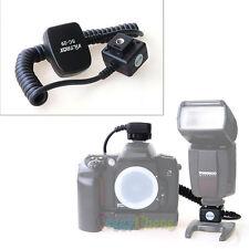 I-TTL Off Camera Shoe Flash Sync Cable Cord For Nikon SC-28 SC-29 D600 SB-800