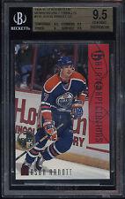 1994-95 Stadium Club Members Only Jason Arnott BGS Gem Mint 9.5 Edmonton Oilers