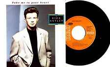 "7"" - Rick Astley - Take Me To Your Heart (DISCO) SPANISH PRESS.ORIG.1988 LISTEN"