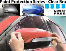Paint Protection Clear Bra Film Mirror Kit PreCut for 2009 Maserati Gran