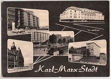 AK Karl - Marx - Stadt Mehrbild Ansichten um 1960 DDR ! (A854