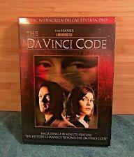 The Da Vinci Code 3- Disc Widescreen Deluxe Edition Dvd