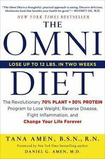 The Omni Diet: The Revolutionary 70% PLANT + 30% PROTEIN Program to-ExLibrary