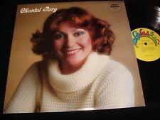 CHANTAL PARY<>SELF TITLED<>Lp Vinyl~Canada Pressing~SONO DISQUE SO-7007