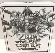 Zelda Hyrule Warriors Legends Musou All Stars Treasure Box 3DS Japan Import F/S
