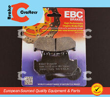 1983 -1986 HONDA VF1100C V65 MAGNA FRONT EBC HIGH PERFORMANCE ORGANIC BRAKE PADS