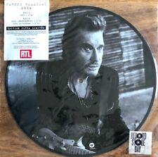 Johnny Hallyday - Seul - Vinyl 25 cm Picture Disc - Edition Ultra Limitée