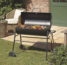 barrel bbq grill And Cover (Bargain!!!)