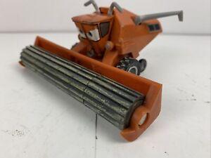 New Disney Pixar Cars Frank Combine Harvester 1:55 Diecast Toy Model Car Kids *