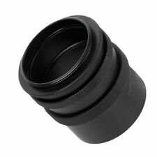 Metal M42 Macro Extension Tube Camera Lens Adapter 42mm Screw Mount 3-Ring