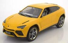 Voitures de tourisme miniatures jaunes Lamborghini