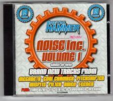 (GQ833) Noise Inc Vol 1, 19 tracks various artists - 1999 - Metal Hammer CD