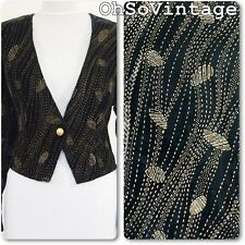 Velvet 1980s Vintage Coats & Jackets for Women