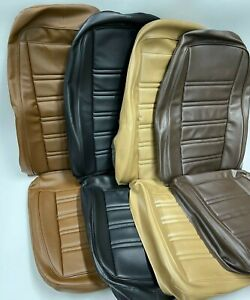 1968-1978 corvette c3 seats cover(4 pcs Set)