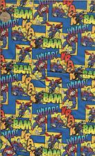 ".RARE! ""SUPERMAN"" DC COMICS - #510302A - BTFQ - 18""X22"""