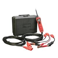 Power Probe 319FTC-RED Power Probe III Test Light and Voltmeter, Red