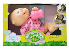 "Cabbage Patch Kids 11"" Drink N' Wet Newborn, Girl, Bald"