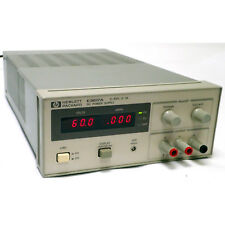HP / AGILENT E3617A DC POWER SUPPLY 60W 0-60 VOLT, 0-1 AMP OVP TESTED WARRANTY!!