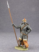 EUROPEAN KNIGHT 1190. Crusades PAINTED. Tin Soldiers 54mm 1/32
