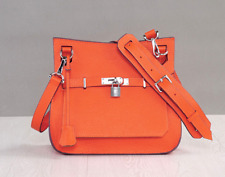 Real 1st layer leather H [ Jypsiere ] style handbag, lots of colours.