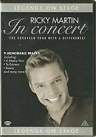 Legends On Stage - Ricky Martin In Concert, , Like New, DVD