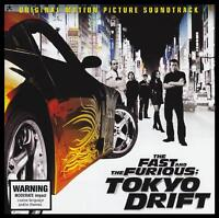 FAST & THE FURIOUS : TOKYO DRIFT - SOUNDTRACK CD ~ TERIYAKI BOYZ~DJ SHADOW *NEW*