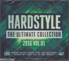 Hardstyle Ultimate Collection 2016 - Vol. 1 (2 CDs, NEU! OVP)