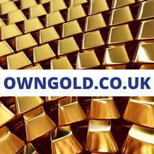 OWNGOLD.co.uk The Actual Domain Name to Sell GOLD
