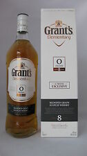 Grant's Elementary Oxygen Grants Whisky 8 Jahre 40 Vol.Alc. 1,0 Liter  in GP
