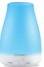Ultrasonic Essential Oil Diffuser by Innogear (Flat Top)