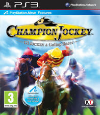 Champion Jockey: G1 Jockey & galope Racer ~ PS3 (en gran condición)