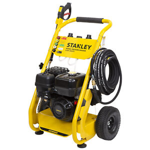 Stanley 9HP 3600PSI Petrol Pressure Washer (SXPW9033)