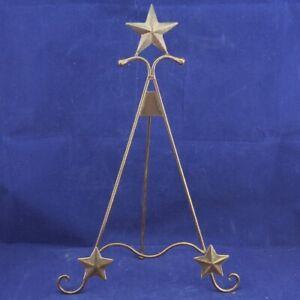 Star Design Plaque Holder
