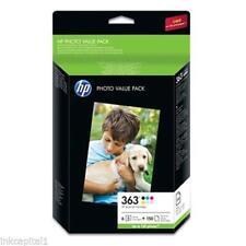 Cartucce nere HP per stampanti, articoli nella confezione 6