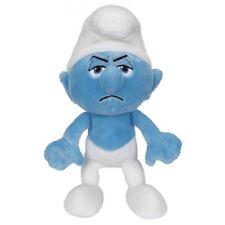 Smurfs Grouchy Bean Bag Plush