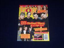 2003 FALL BOP MAGAZINE - GOOD CHARLOTTE COVER - SP 4935