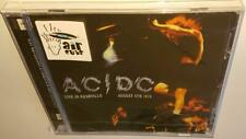 AC/DC LIVE IN NASHVILLE 1978 (2016 RELEASE) BRAND NEW SEALED ACDC CD