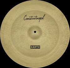 """Constantinopol EARTH CHINA 18"""" - B20 Bronze - Handmade Turkish Cymbals"""